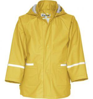 Детски жълт дъждобран