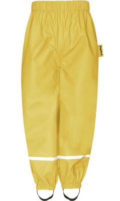 Детски водоустойчив панталон Yellow