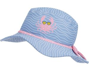 Детски плажни шапки Crab