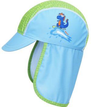 Детска шапка за слънце Dino