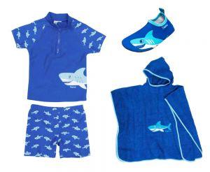 Детски бански момче Акула 52