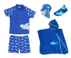 Детски бански момче Акула 53