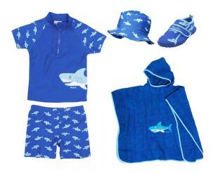 Детски бански момче Акула 26
