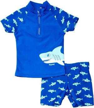 Детски бански Акула