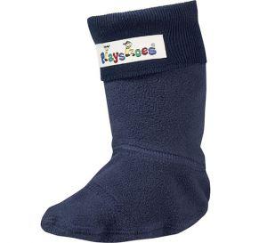 Допълнителни чорапи за детски гумени ботуши