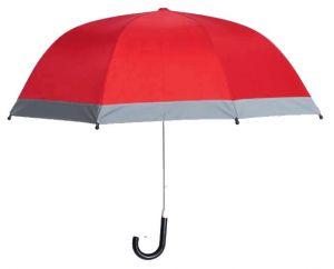 Детски чадър червен