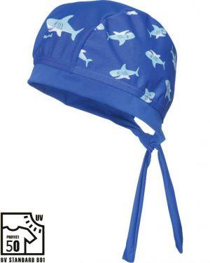 Детска шапка с uv защита Акула
