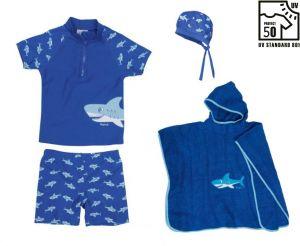 Детски бански момче Акула 1