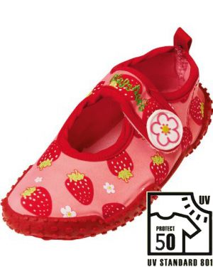Детски аква обувки Ягодки