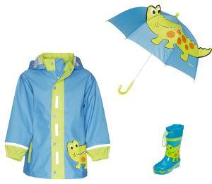 Детски дъждобран Кроко 3 в сет