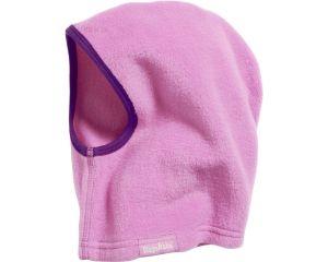 Детска шапка тип маска Розова