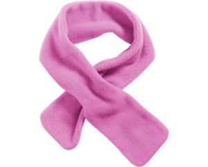 Детски шал за момиче Розов
