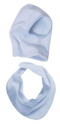 Детски шал и шапка Blue sky1