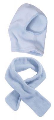 Детски шал и шапка Blue sky 2
