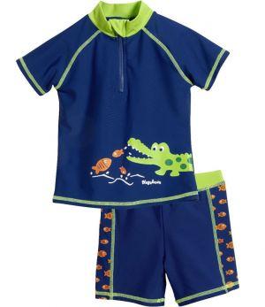 Детски бански за момче Кроко
