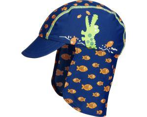 Детска шапка гъба Кроко