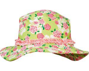 Детска лятна шапка Рози