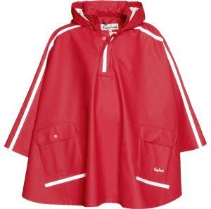 Детски дъждобран Пончо Red