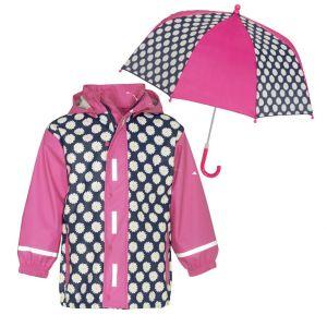 Детски чадъри и дъждобрани Маргаритки