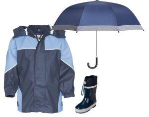Детски дъждобран в Bicolor 3