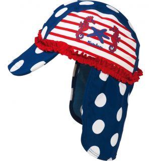 Детска шапка гъба Seahorses