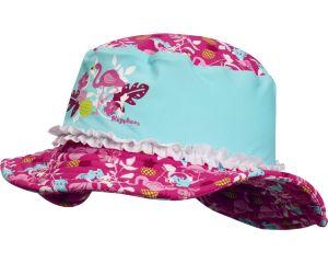 Детска шапка за плаж Фламинго