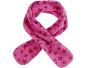 Детски зимни шалове Pink Stars