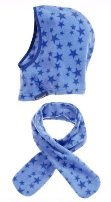 Шалове и шапки за деца Blue Stars 1
