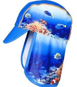 Детска шапка гъба Подводен свят