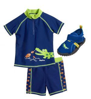 Детски бански за момчета Кро 8