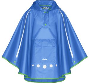 Детски дъждобран Пончо Blue