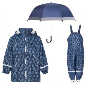 Детски дъждобран Багерчета в сет 1