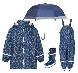 Детски дъждобран Багерчета в сет 8