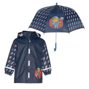 Детски дъждобран и чадър Rockets
