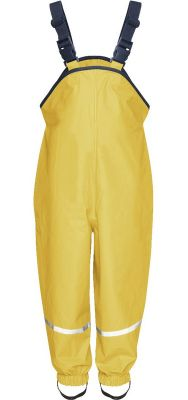 Детски гумиран гащеризон Yellow