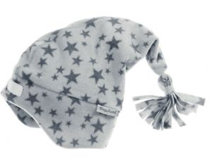 Детска шапка Grey Stars