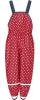Детски гащеризон за дъжд Dots Red