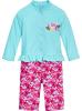 Бански за момиченце в сет Фламинго 10