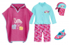 Бански за момичета в сет Фламинго 15