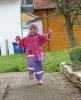 Детски дъждобран в сет Калинка