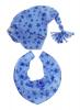 Детски шалове и шапка Blue Stars 3